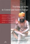Teaching on India in Central and Eastern Europe, Danuta Stasik, Anna Trynkowska (red.)