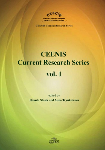 CEENIS Current Research Series, vol. 1