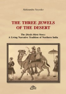 The Three Jewels of the Desert; Aleksandra Szyszko