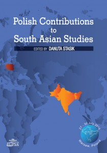 Polish Contributions to South Asian Studies; ed. Danuta Stasik